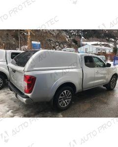 AutoProtec hardtop Extraline Fleet – Nissan Navara KC bez bočních oken