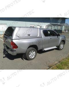 AutoProtec hardtop Starline – Toyota Hilux EC s bočními okny výklopnými nahoru