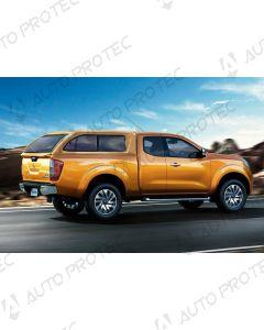 AutoProtec hardtop Extraline – Nissan Navara KC s posuvnými bočními okny