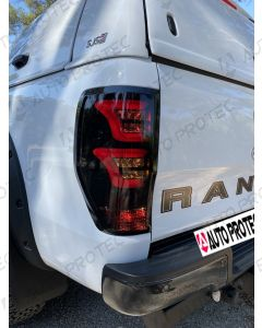 AutoProtec zadní LED světla typ B – Ford Ranger