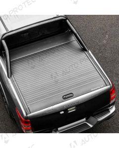 Mountain Top Rolovací kryt černý - Ford Ranger Limited SC