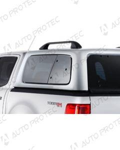 AEROKLAS Ford Ranger Raptor boční okno výklopné do boku – levé