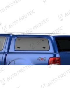 AEROKLAS Ford Ranger Raptor boční okno výklopné nahoru - levé