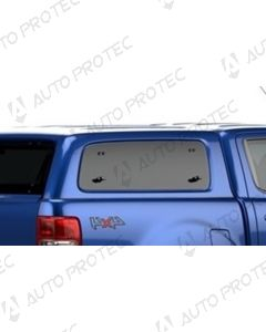 AEROKLAS Ford Ranger Raptor boční okno výklopné nahoru - pravé