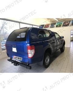 AutoProtec hardtop Longline - Ford Ranger SC s bočními posuvnými okny