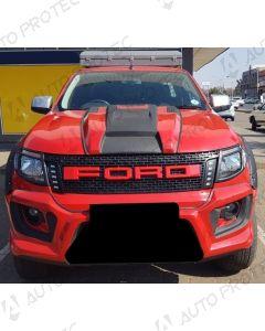AutoProtec Přední maska – Ford Ranger 12-15