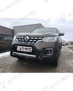 MISUTONIDA přední ochranný černý rám Renault Alaskan 76 mm
