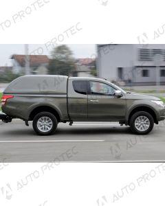 AutoProtec hardtop Extraline – Fiat Fullback EC bez bočních oken