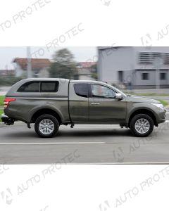 AutoProtec hardtop Extraline – Fiat Fullback EC s posuvnými bočními okny