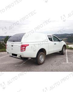 AutoProtec hardtop Extraline Fleet – Fiat Fullback EC bez bočních oken