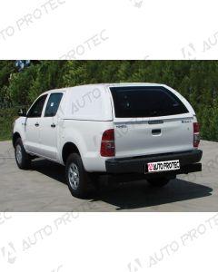AutoProtec hardtop Extraline – Toyota Hilux Vigo bez bočních oken