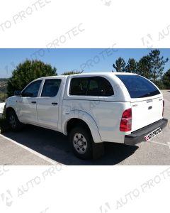 AutoProtec hardtop Extraline – Toyota Hilux Vigo s posuvnými bočními okny