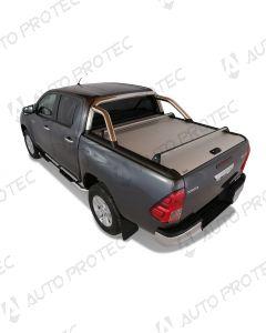 Mountain Top Rolovací kryt stříbrný - Toyota Hilux EC