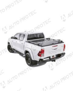 EGR černý hliníkový kryt - Toyota Hilux