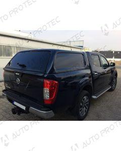 AEROKLAS hardtop Nissan Navara bez bočních oken