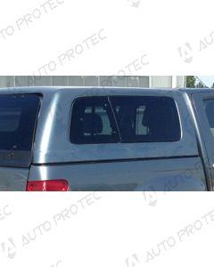 AEROKLAS Isuzu D-Max boční okno výklopné do boku – pravé