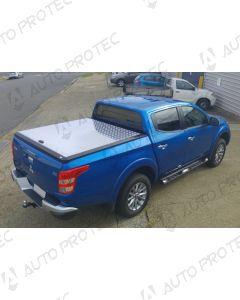 EGR černý hliníkový kryt - Fiat Fullback