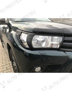 AutoProtec rámečky předních světel – Toyota Hilux