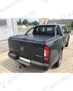 Mountain Top Rolovací kryt černý - Mercedes-Benz X-Class