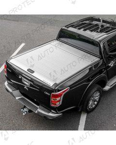 Mountain Top Rolovací kryt stříbrný - Mitsubishi L200 CC