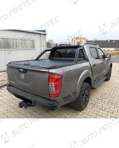 Mountain Top Rolovací kryt černý - Renault Alaskan