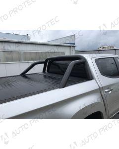 Mountain Top Zadní černý rám - Mitsubishi L200