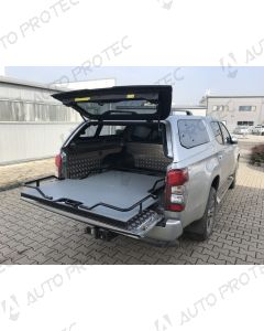 MT Výsuvné plato – Mitsubishi L200