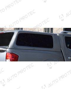 AEROKLAS Nissan Navara boční okno výklopné do boku – pravé