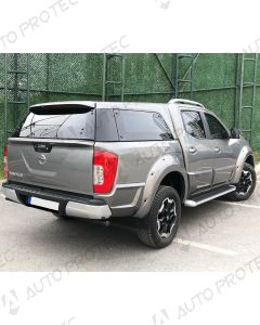 AutoProtec hardtop Style – Nissan Navara