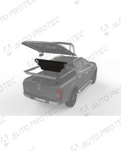 Pro-Form přepážka do korby – Nissan Navara