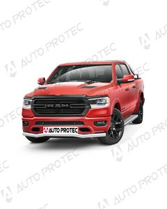 AutoProtec přední ochranný nerezový rám typ C – Dodge Ram 1500 2019-