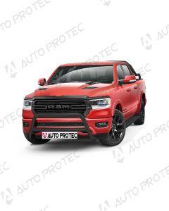 AutoProtec přední ochranný černý rám typ A – Dodge Ram 1500 2019-