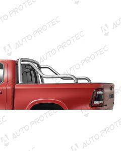 AutoProtec zadní nerezový rám typ A – Dodge Ram 1500 2019-