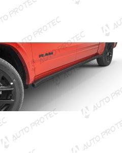 AutoProtec boční černé nášlapy typ A – Dodge Ram 1500 2019-