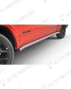 AutoProtec boční nerezové nášlapy typ A – Dodge Ram 1500 2019-