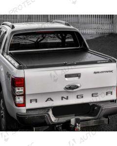 Red Rock Rolovací kryt černý - Ford Ranger Wildtrak SC