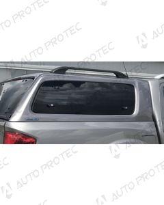 AEROKLAS Renault Alaskan boční okno výklopné nahoru – pravé