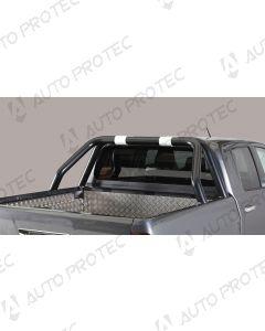 MISUTONIDA zadní černý rám – design 76 mm Volkswagen Amarok