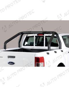 MISUTONIDA zadní černý rám - simple 76 mm Ford Ranger