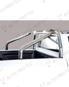 MISUTONIDA zadní nerezový rám - simple 76 mm SsangYong Musso Grand