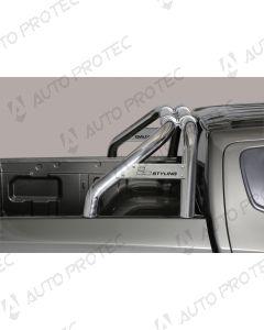 MISUTONIDA zadní nerezový rám - mark 76 mm Fiat Fullback