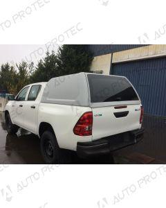 AutoProtec hardtop Starline – Toyota Hilux bez bočních oken