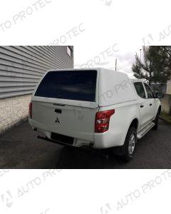 AutoProtec hardtop Starline – Fiat Fullback bez bočních oken