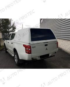 AutoProtec hardtop Starline Fleet – Fiat Fullback bez bočních oken