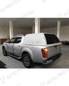 AutoProtec hardtop Starline Fleet – Nissan Navara bez bočních oken