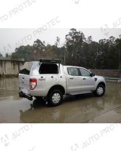 AutoProtec hardtop Starline Fleet – Ford Ranger s bočními okny výklopnými nahoru