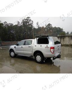 AutoProtec hardtop Starline – Ford Ranger s bočními okny výklopnými nahoru