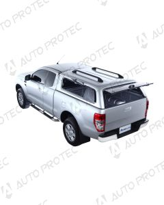 AEROKLAS hardtop Ford Ranger SPC s bočními okny výklopnými nahoru