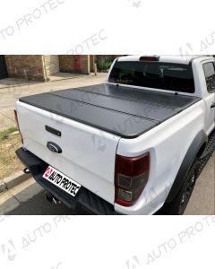AutoProtec třídílný pevný skládací kryt – Ford Ranger