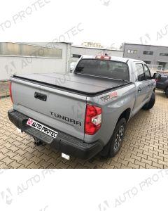AutoProtec třídílný pevný skládací kryt – Toyota Tundra